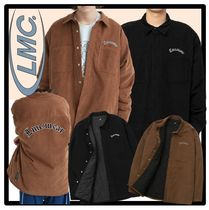 ★送料・関税込★LMC★CORDUROY PADDED SHIRTS JACKET★2色★