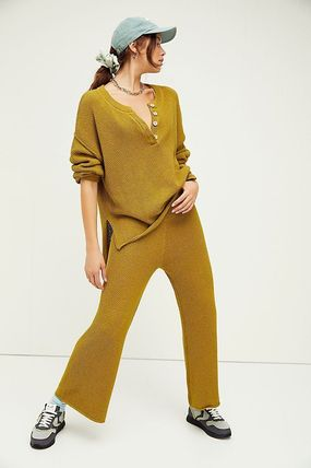 Free People セットアップ FreePeople(フリーピープル)  ハイリーセーターセット(4)