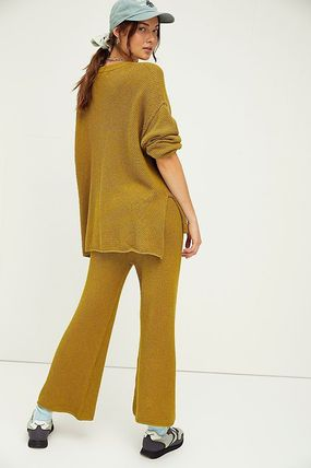 Free People セットアップ FreePeople(フリーピープル)  ハイリーセーターセット(5)