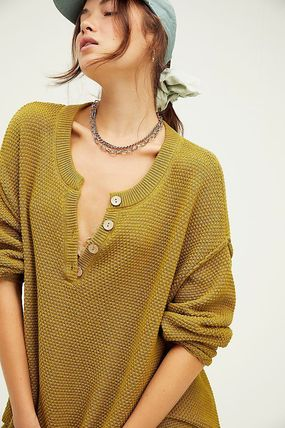 Free People セットアップ FreePeople(フリーピープル)  ハイリーセーターセット(6)