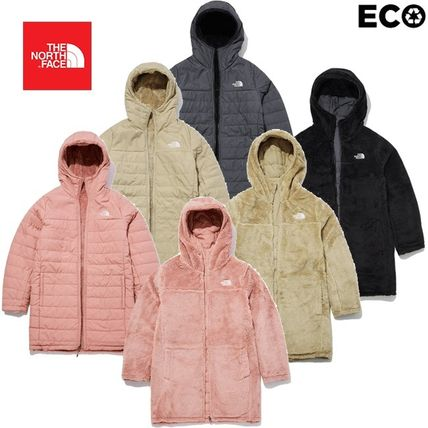 THE NORTH FACE ダウンジャケット・コート 【THE NORTH FACE】W MOSSBUD INSULATED REVERSIBLE PARKA