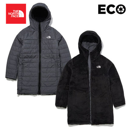 THE NORTH FACE ダウンジャケット・コート 【THE NORTH FACE】W MOSSBUD INSULATED REVERSIBLE PARKA(2)