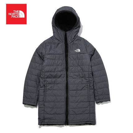 THE NORTH FACE ダウンジャケット・コート 【THE NORTH FACE】W MOSSBUD INSULATED REVERSIBLE PARKA(3)