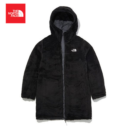 THE NORTH FACE ダウンジャケット・コート 【THE NORTH FACE】W MOSSBUD INSULATED REVERSIBLE PARKA(4)
