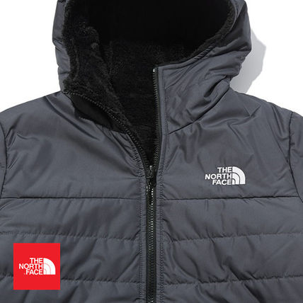 THE NORTH FACE ダウンジャケット・コート 【THE NORTH FACE】W MOSSBUD INSULATED REVERSIBLE PARKA(6)