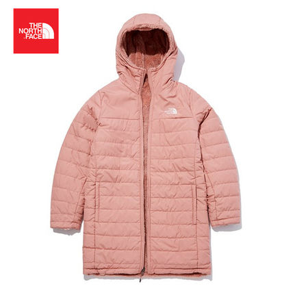 THE NORTH FACE ダウンジャケット・コート 【THE NORTH FACE】W MOSSBUD INSULATED REVERSIBLE PARKA(10)