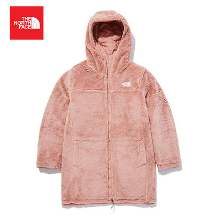 THE NORTH FACE ダウンジャケット・コート 【THE NORTH FACE】W MOSSBUD INSULATED REVERSIBLE PARKA(12)