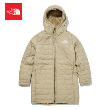 THE NORTH FACE ダウンジャケット・コート 【THE NORTH FACE】W MOSSBUD INSULATED REVERSIBLE PARKA(16)