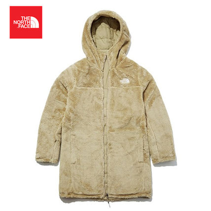 THE NORTH FACE ダウンジャケット・コート 【THE NORTH FACE】W MOSSBUD INSULATED REVERSIBLE PARKA(19)