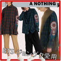 ☆BTS  愛用/人気☆A NOTHING☆DREAMCATCHER SHIRT☆