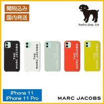 【MARC JACOBS】THE SILICONE IPHONE CASE◆国内発送◆