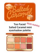 〈Too Faced〉★2020ホリデー★Salted caramel mini palette