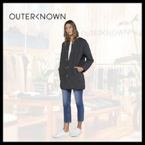 Outer known(アウターノウン) ジャケット 【関税/送料込】OUTER KNOWN ノースワード キルト ジャケット