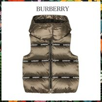 BURBERRY☆Hooded down vest ダウンベスト