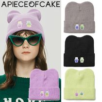 日本未入荷★APOC★Double Patch Beanie 4色