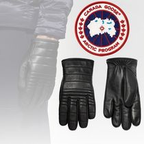 【CANADA GOOSE】QUILTED LUXE 手袋★ブラック