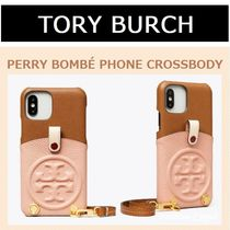 【Tory Burch】PERRY BOMBE iPhone 11 Pro用クロスボディケース