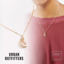 【Urban Outfitters】エレガント☆ムーン&ストーン☆ネックレス