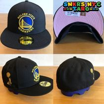 New Era 59Fifty Golden State Warriors Trophy / Black Pink UV