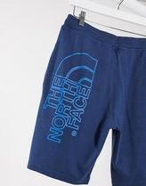 The North Face Graphic shorts in blue