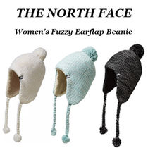 【NORTH FACE】The North Face Women's Fuzzy Earflap Beanie