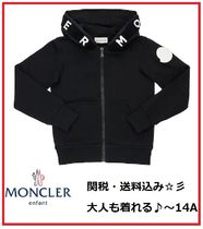 【MONCLER KIDS】大人OK♪〜14A★ジップアップパーカー/関税込