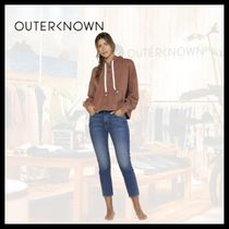 Outer known(アウターノウン) パーカー・フーディ 【関税/送料込】OUTER KNOWN 4色 ルエラ パーカー