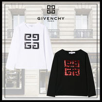 【6-12Y】 GIVENCHY kids ロゴスウェットシャツ 2colors
