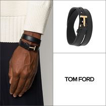 【TOM FORD】T ロック ラップブレスレット '関税込み'