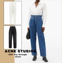 送料関税無料 [Acne Studios] 1991 toy straight jeans