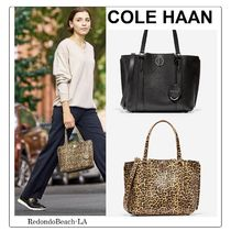 【新作/配送無料】★COLE HAAN★Small Turnlock Tote 2Way