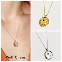 Wolf Circus(ウルフサーカス) ネックレス・ペンダント 空に光る星のよう【Wolf Circus】Astra Necklace★本場カナダ発