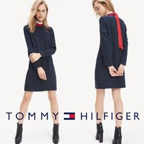 【TOMMY HILFIGER】SATIN THREE−ドレス/ワンピース