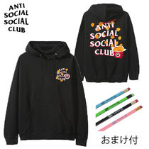 ANTI SOCIAL SOCIAL CLUB PANDA EXPRESS パーカー ブラック