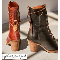 Free People(フリーピープル) ミドルブーツ 日本発送☆Free People☆Canyon Lace Up Boots レースアップ