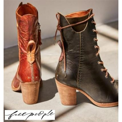 Free People ミドルブーツ 日本発送☆Free People☆Canyon Lace Up Boots レースアップ