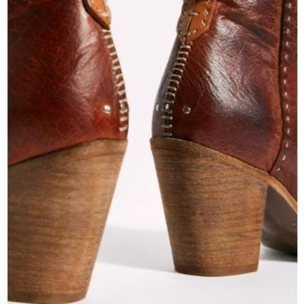 Free People ミドルブーツ 日本発送☆Free People☆Canyon Lace Up Boots レースアップ(6)
