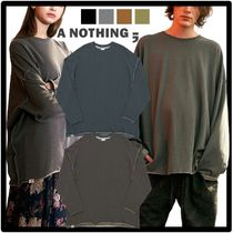★BTS ジョングク愛用★A NOTHING★BOX TEE ★