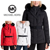 《Michael Kors》Hooded Puffer Coat パファーコート