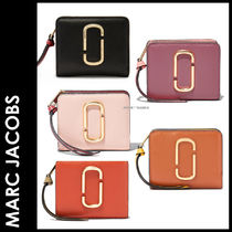 ★追跡&関税込【MARC JACOBS】Snapshot Mini Compact Wallet