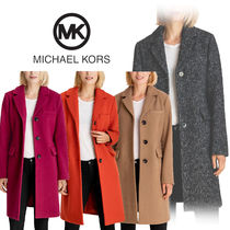 《Michael Kors》Breasted Walker Coat ウォーカーコート