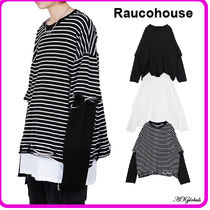 [RAUCOHOUSE] LONG SLEEVE T (3color)