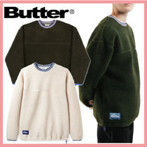 ☆送料関税込☆Butter Goods Sherpa Crewneck fleece to deliver