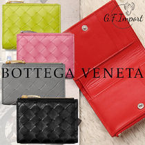 【VIP SALE!!】BOTTEGA VENETA☆INTRECIATO 小銭入付 ミニ財布
