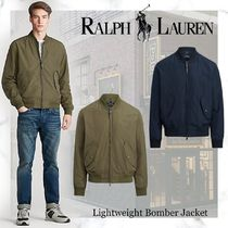 日本未入荷!【Polo Ralph Lauren】Lightweight Bomber Jacket