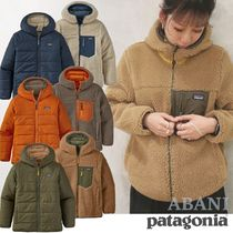 国内発送★Patagonia★BOYS REVERSIBLE READY FREDDY HOODY