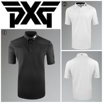 【PXG】☆ゴルフ☆ポロシャツ☆TEXTURED STRETCH POLO