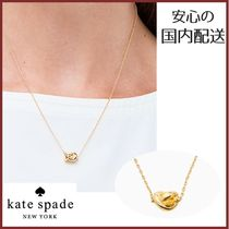 kate spade☆ sailor's knot ミニネックレス☆送料込