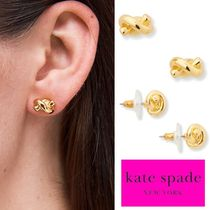 kate spade☆sailor's knot studs☆ノットピアス☆送料込