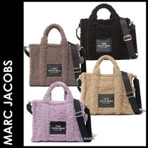 MARC JACOBS(マークジェイコブス) トートバッグ ★追跡&関税込【MARC  JACOBS】A4可/Teddy Small Traveller Tote